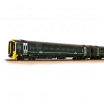 31-519 Class 158 2-Car DMU 158766 GWR Green (FirstGroup) OO GAUGE