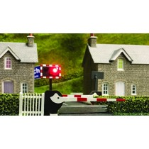 TTLC10 READY ASSEMBLED LEVEL CROSSING
