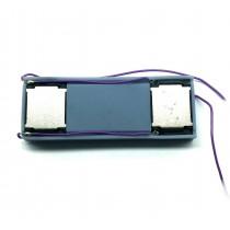 ALZ55X20X07 Alz Soundz 55mmx20mmx7mm Twin Speaker