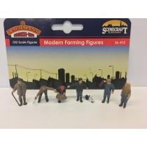 36-412 MODERN FARMING FIGURES