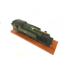 6123 GWR/BR 61xx Large Prairie BR Late Crest Unnumbered O GAUGE