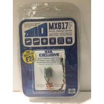 MX617F MINI DCC DECODER