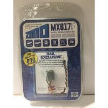 MX617F MINI DCC DECODER