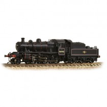 372-628 Ivatt Class 2MT 2-6-0 46443 BR Lined Black Late Crest