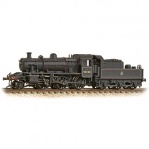 372-629 Ivatt Class 2MT 2-6-0 46460 BR Early Emblem Weathered