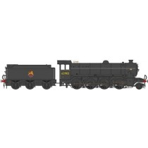 63983 EARLY CREST FLUSH TENDER OO GAUGE