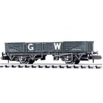 NR7W Tube Wagon, GW, dark grey