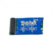 SDH186MT 8-Bit SoundFX Mobile Decoder with 21MTC interface