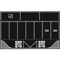 N60718 ASPHALT CAR PARK 22 X 14 CM