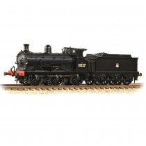 372-777 C Class 0-6-0 31227 BR Black (Early Emblem) N GAUGE