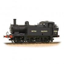 32-236 Fowler Class 3F 0-6-0 (Jinty) 47619 British Railways Black