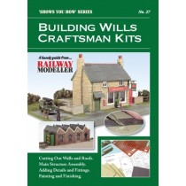 SYH27 Building Wills Craftsman Kits Shows You How Booklet
