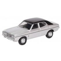 76COR3008 Oxford Diecast Ford Cortina Mkiii Strato Silver