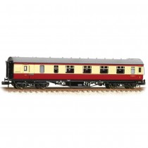 374-831C Stanier Brake First BR Crimson & Cream