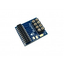 860004 8 Pin to 21 Pin Adaptor