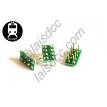 860006 8 PIN PLUG