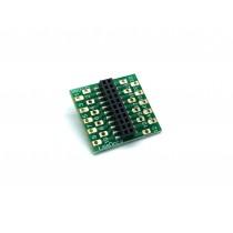 860035 21 Pin / 21 MTC Male to 21 Wire Adaptor