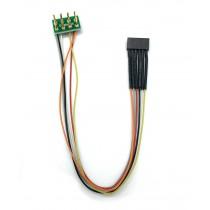 860087 6 Pin to 8 Pin Adaptor