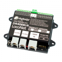 DR4088LN-CS 16 CHANNEL FEEDBACK WITH LOCONET