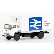 22914 BEDFORD TK2 AXLE BOX VAN RAIL OO