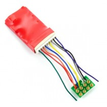 DCC94 6 FUNCTION STANDARD 8 PIN