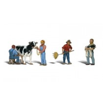 A1887 DAIRY FARMERS HO/OO GAUGE