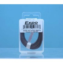 A22026 LAYOUT WIRE BROWN