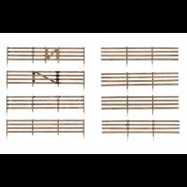 A3002 Rail fence O gauge