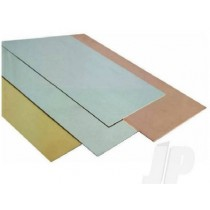 BS252 BRASS SHEET 0.015 X 4 X 10