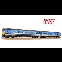 Class 150/1 2-Car DMU 150115 BR Provincial (Original) Sound fitted.