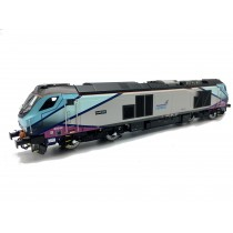 4D-022-018 Class 68 032 'Destroyer' Transpennine Express TPE Livery Diesel Locomotive