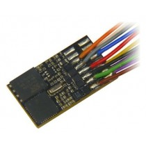MX648R 8 PIN ZIMO SMALL SOUND DECODER 20X11X4MM