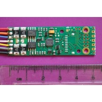 DH465 4 Amp HO/O Scale Mobile Decoder