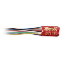 DZ146 1 Amp Z / N / HO Scale Wired Mobile Decoder