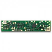 """DN166I1B 1.5 Amp Decoder for Intermountain N scale FT B units with motor contact """"shoes"""""""