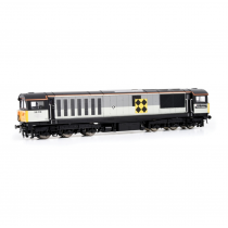 """Class 58 58018 """"High Marnham Power Station"""" BR Railfreight Coal Sector"""