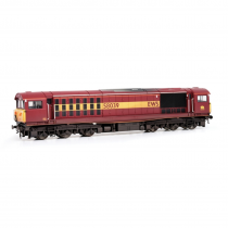 Class 58 58039 EWS (Weathered)