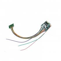59210 LOKPILOT FX V5.0 8 Pin function only decoder