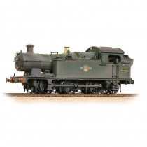 32-083A Class 56xx Tank 6644 BR Green Late Crest Weathered