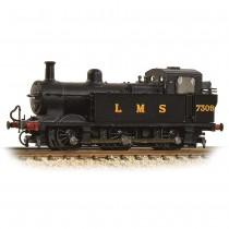 372-210A CLASS 3F JINTY LMS BLACK