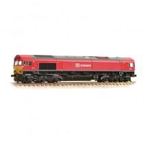 371-383A Class 66 66101 DB Schenker N GAUGE