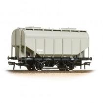 38-604 21 Ton Grain Hopper BR PO Worthington Grey