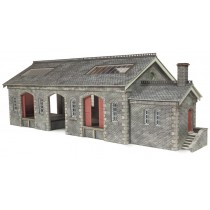 PO336 SETTLE CARLISLE GOODS SHED