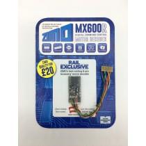 MX600R ECONOMY LOCO DECODER 8 PIN