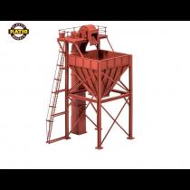 RATIO547 COALING TOWER OO GAUGE