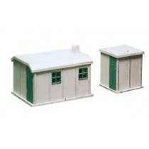 Ratio238 Concrete Lineside Huts