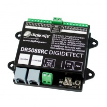 DR5088RC RAILCOM LOCONET DETECTOR