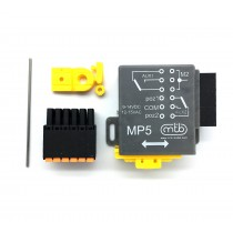 MP5 POINT MOTOR WITH 2 SWITCHING RELAYS