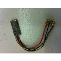 MX623R 4 FUNCTION DECODER WITH 8 pin plug