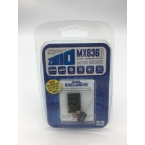 MX636D ZIMO 10 FUNCTION 21 PIN DECODER